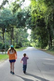 Shady Acres Walk Home